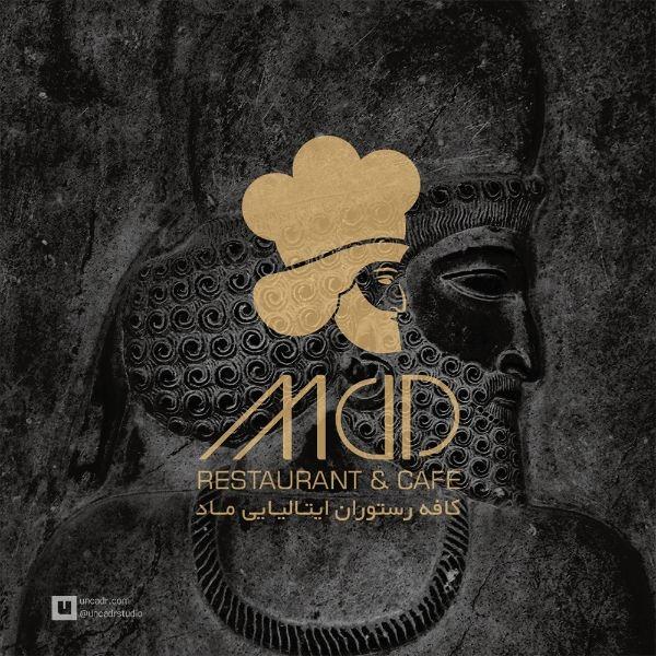 Mad Restaurant - Brand Identity
